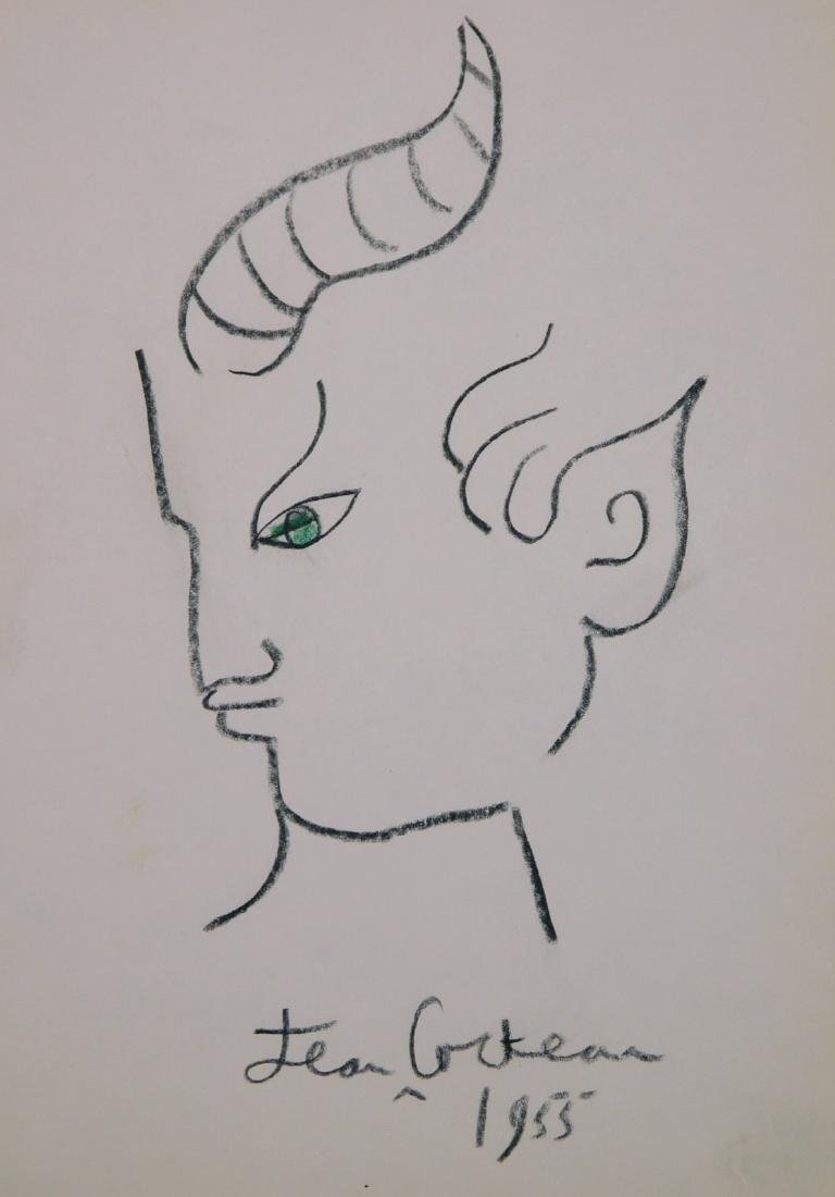 Jean Cocteau: Minotaur