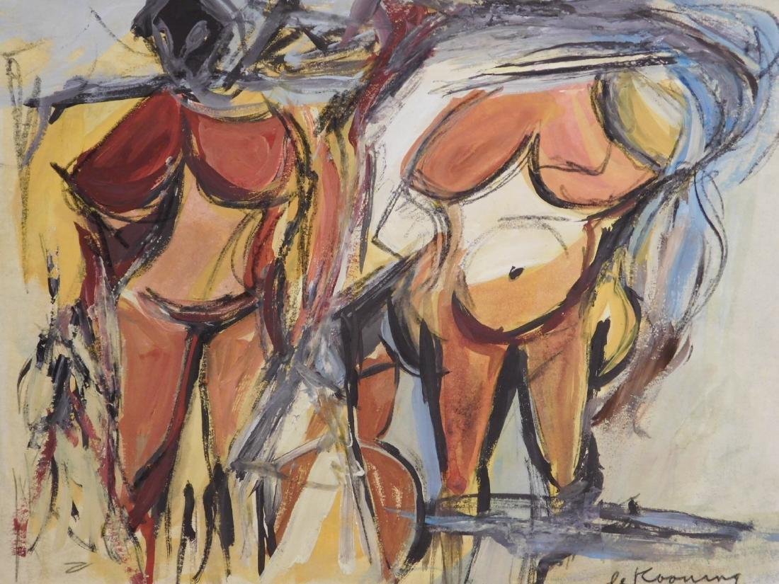 Willem DeKooning: Women
