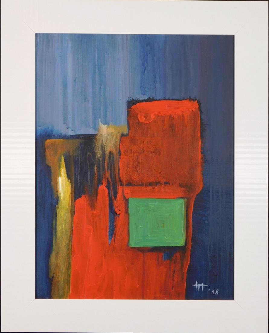 Hans Hofmann: Abstract Painting