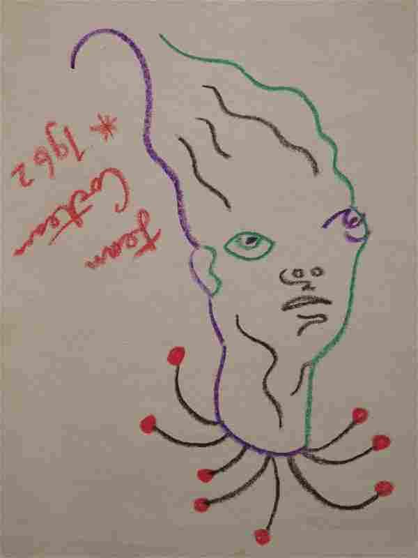 Jean Cocteau: Drawing
