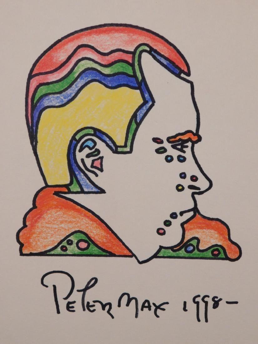 Peter Max: Nixon