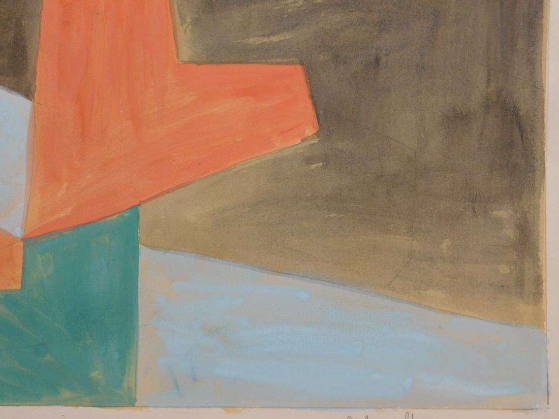 Serge Poliakoff: Abstract Composition - 7