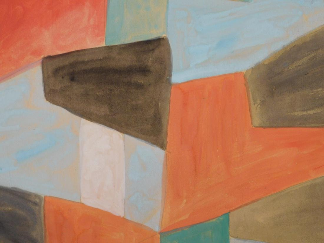 Serge Poliakoff: Abstract Composition - 8
