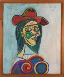 Picasso: Portrait of a Woman