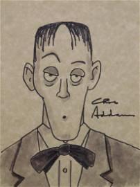 Charles Addams: Lurch (The Addams Family)