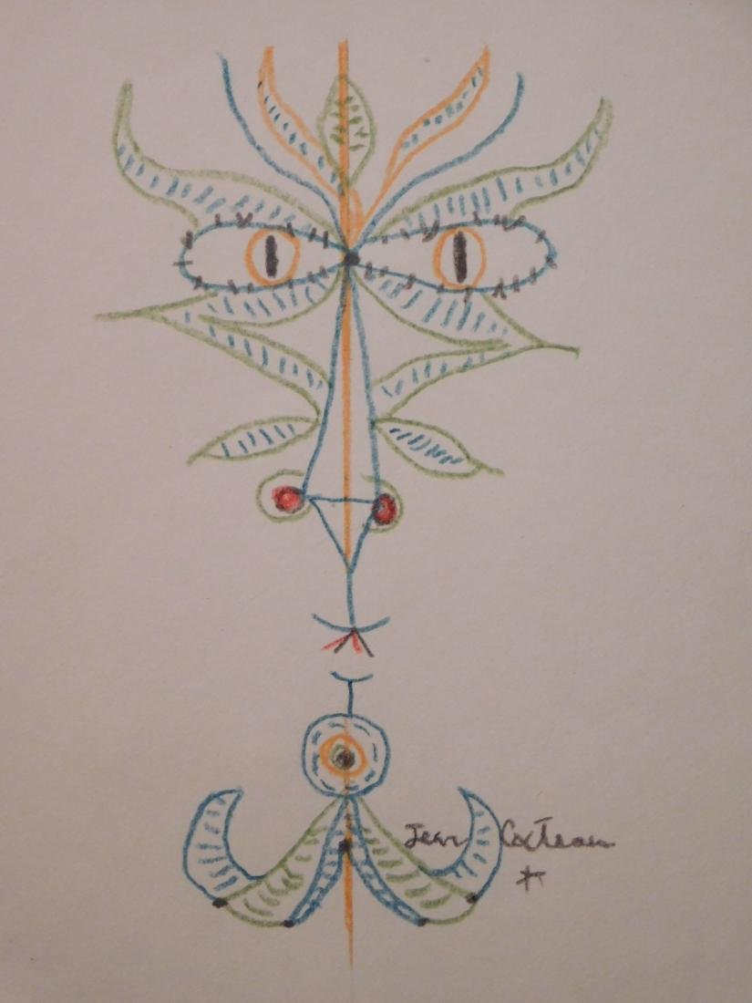 Jean Cocteau: Satyr
