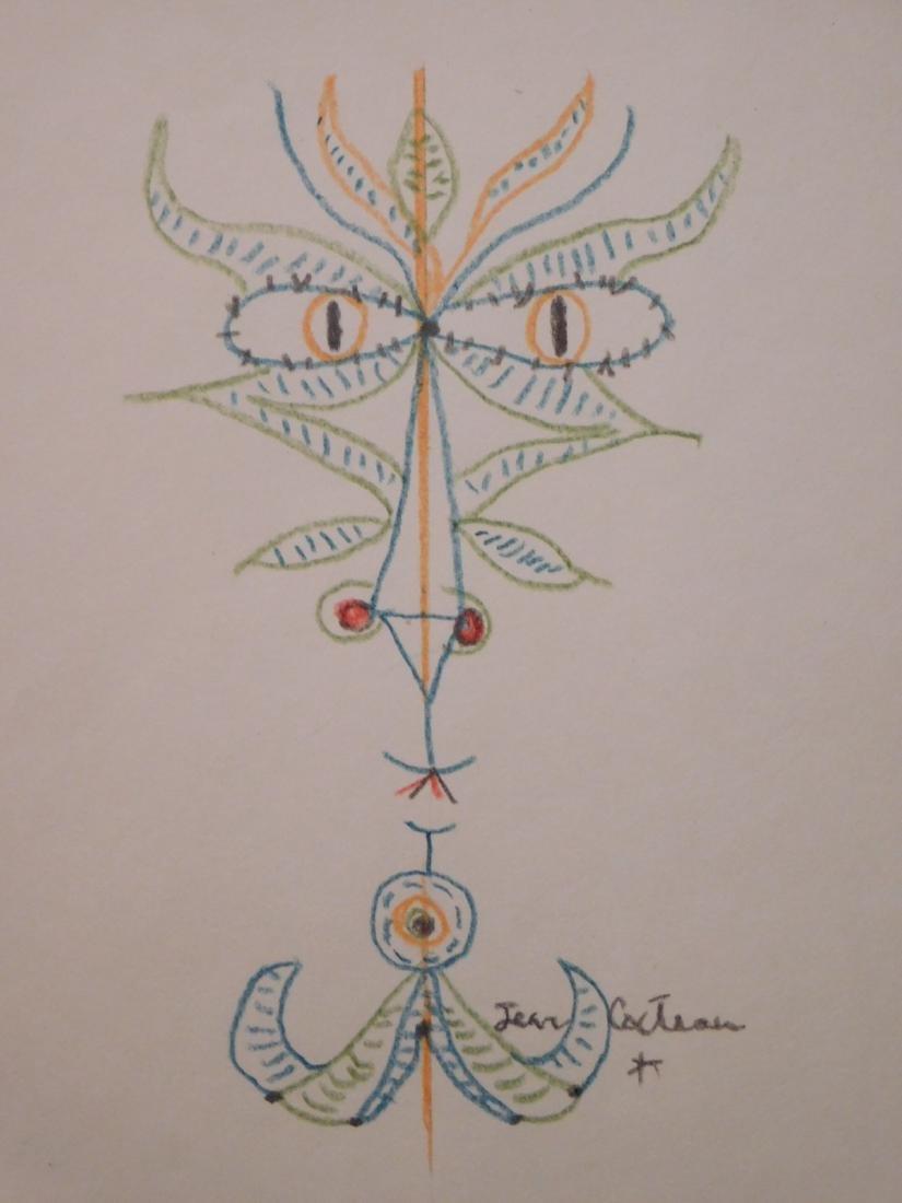 Jean Cocteau: Satyr - 2