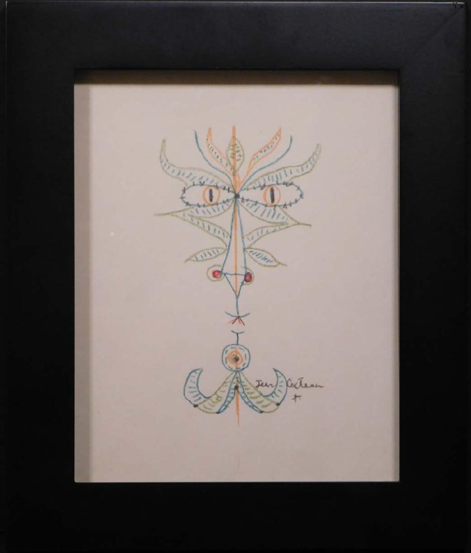 Jean Cocteau: Satyr - 3
