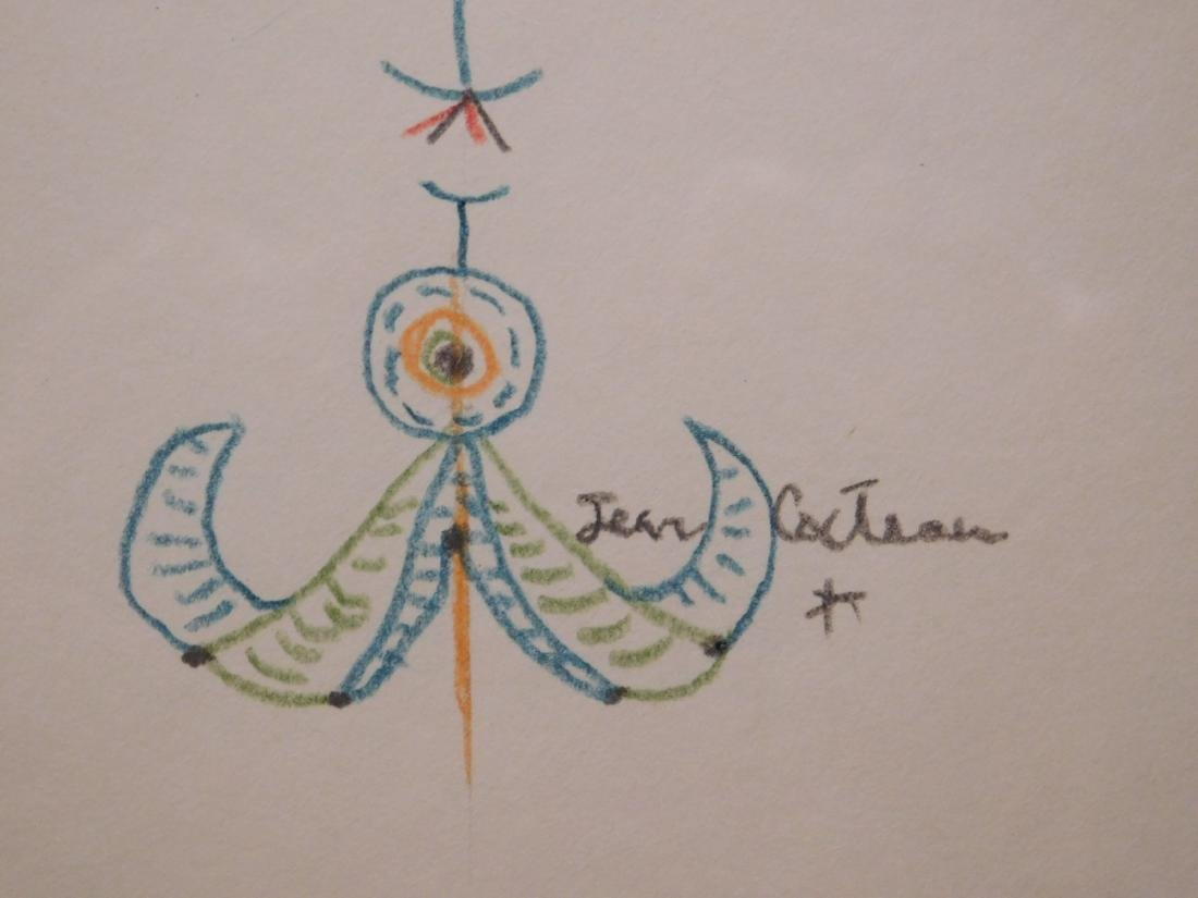 Jean Cocteau: Satyr - 4