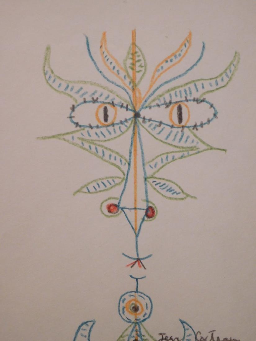 Jean Cocteau: Satyr - 5