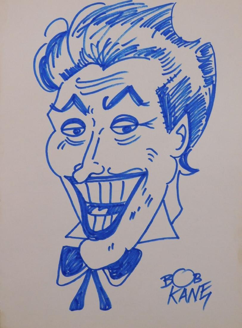 Bob Kane: The Joker