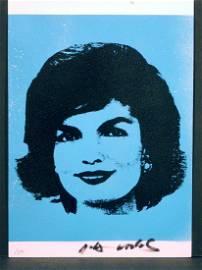 Andy Warhol: Jackie Kennedy