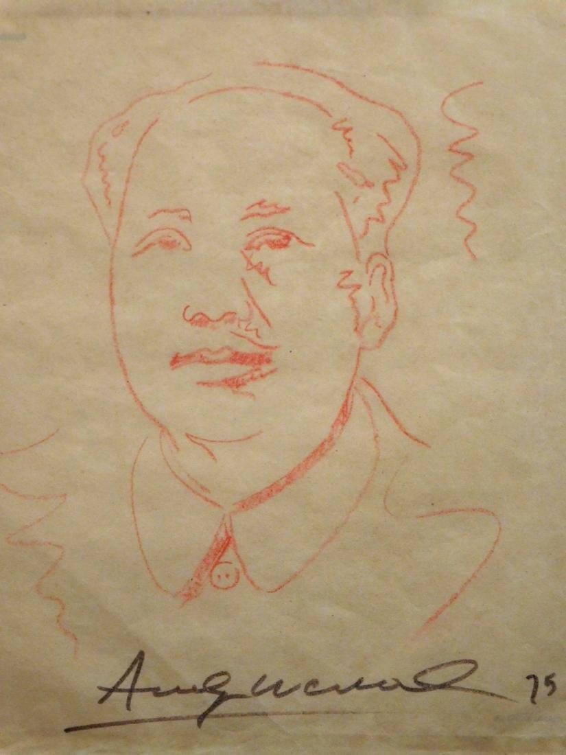 Andy Warhol: Chairman Mao