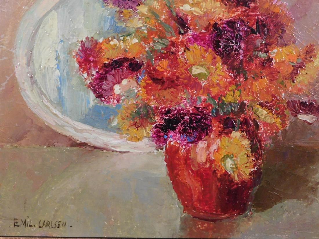 Emil Carlsen: Floral Still Life