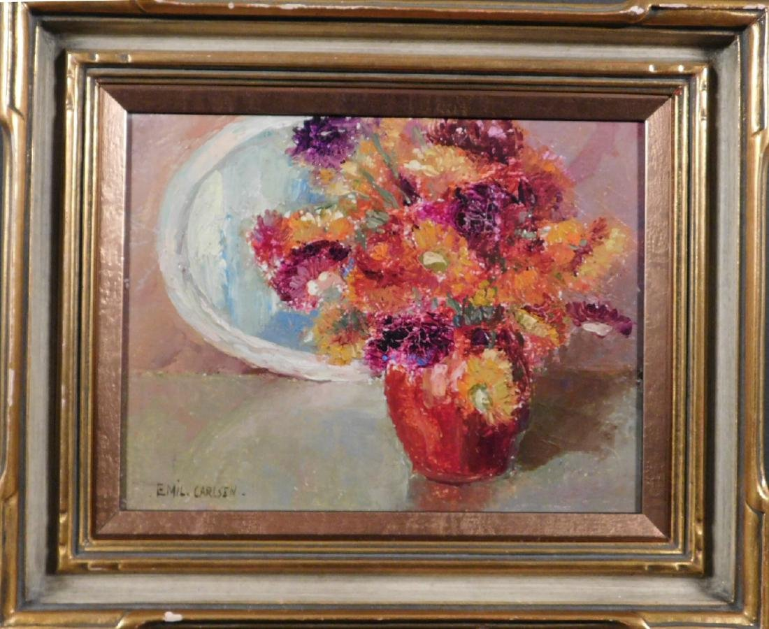 Emil Carlsen: Floral Still Life - 2
