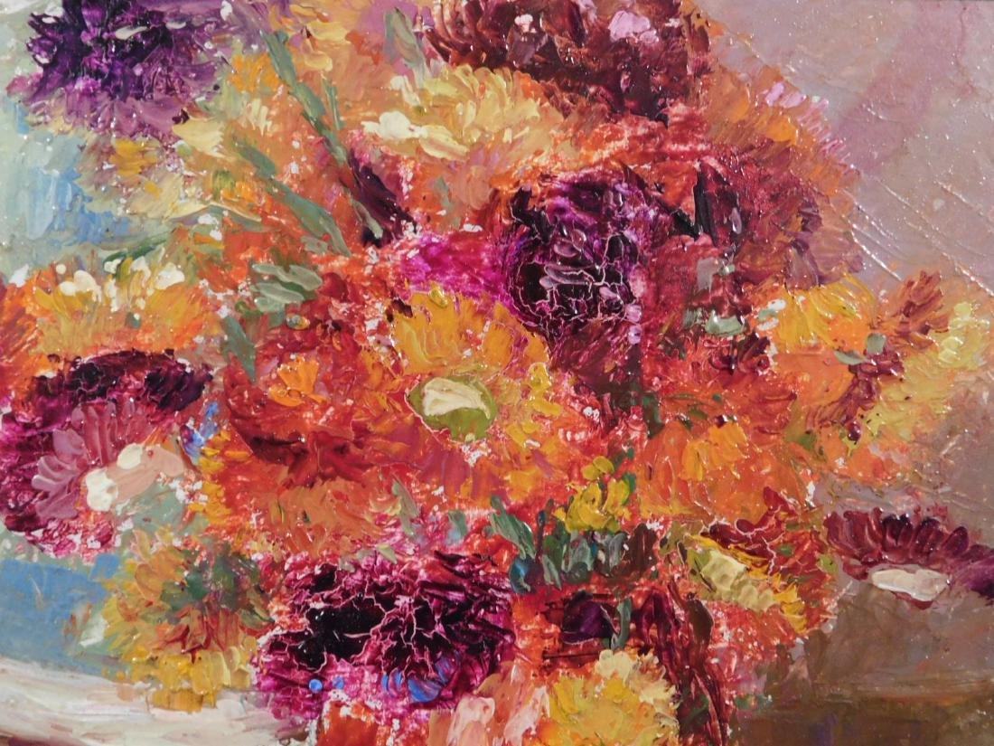 Emil Carlsen: Floral Still Life - 5