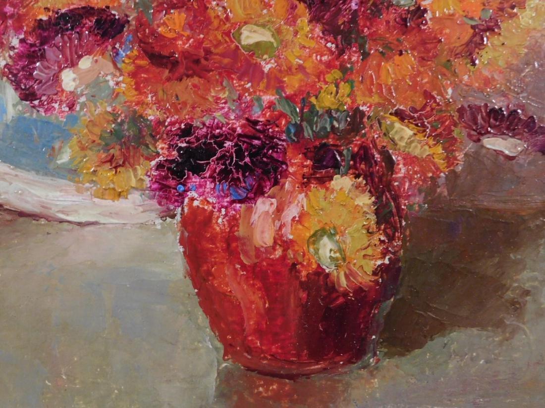 Emil Carlsen: Floral Still Life - 7