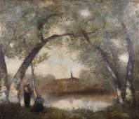 Jean-Baptiste-Camille Corot: Landscape