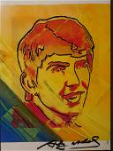 Andy Warhol: George Harrison