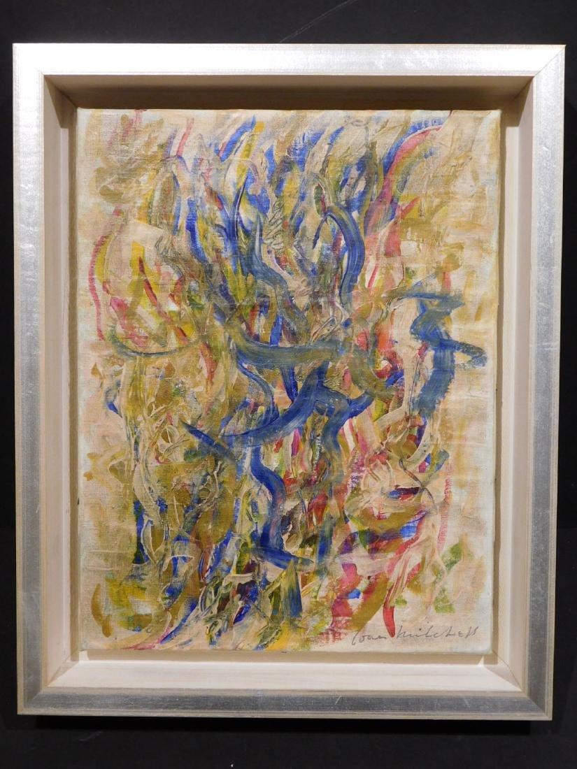 Joan Mitchell: Untitled