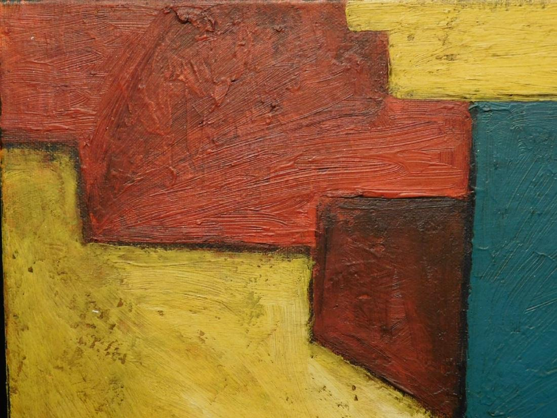 Serge Poliakoff: Abstract Composition - 3