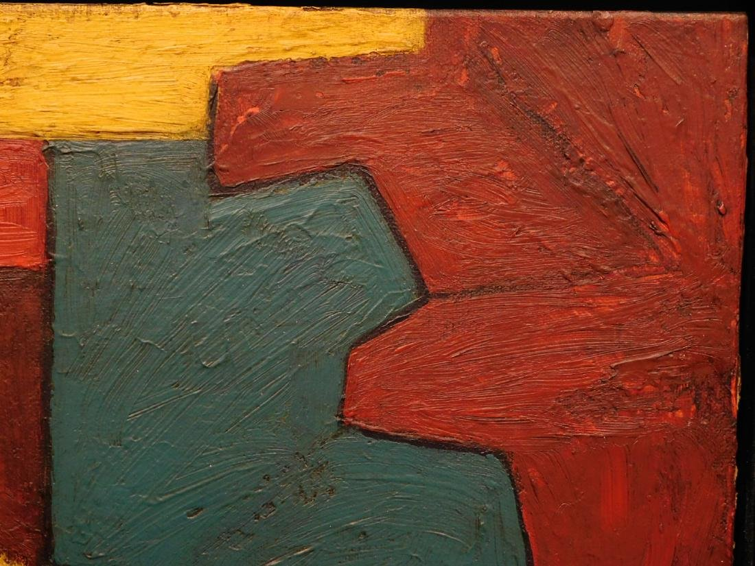 Serge Poliakoff: Abstract Composition - 4