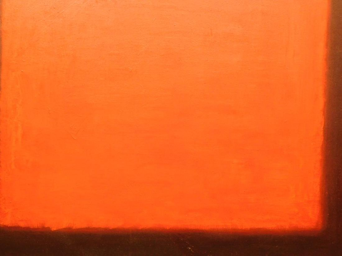Mark Rothko: 1958 Color Field Painting - 7