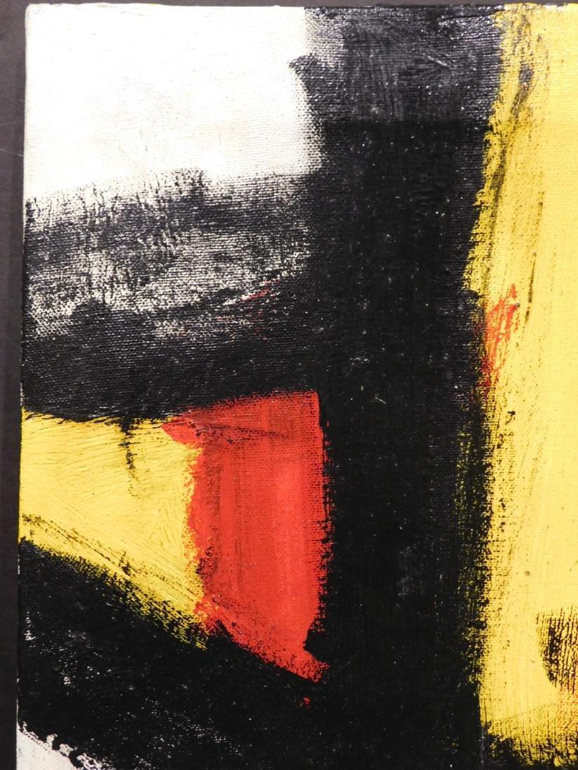 Franz Kline: Abstract Composition - 5