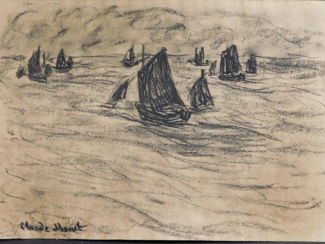 Claude Monet: Seascape - 2
