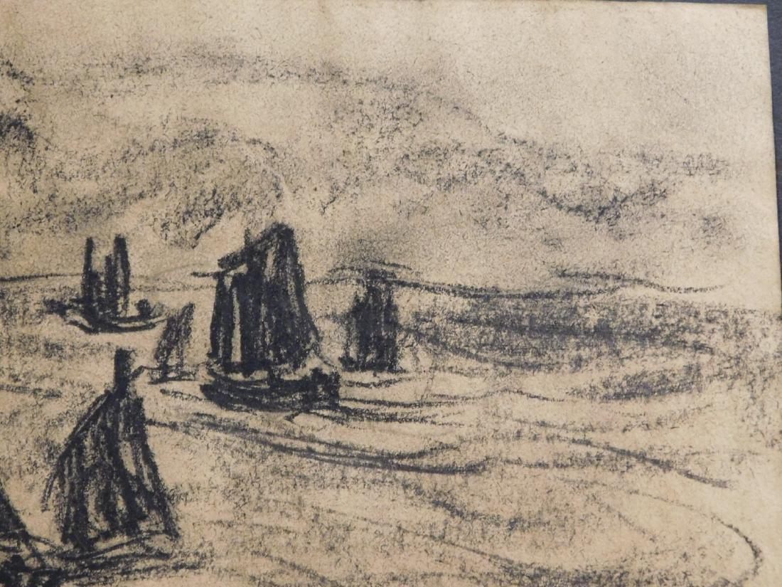 Claude Monet: Seascape - 6