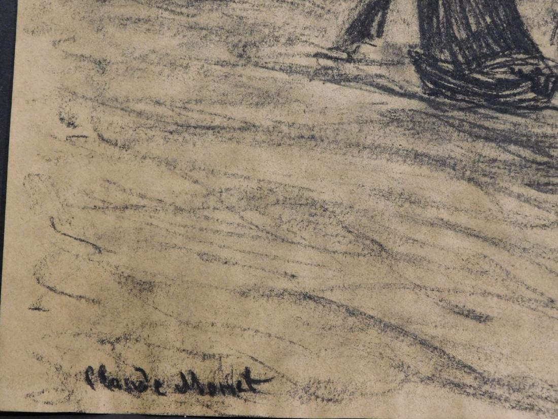 Claude Monet: Seascape - 8
