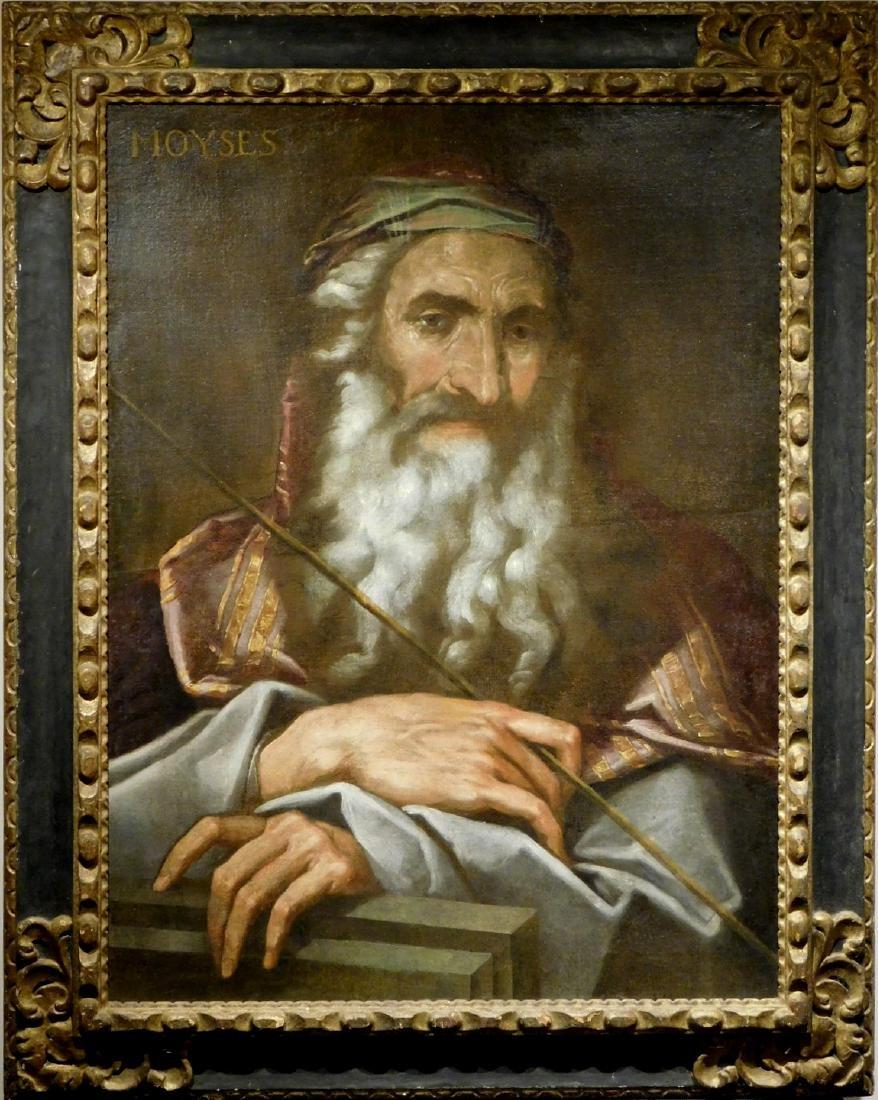 Jusepe de Ribera: Moses