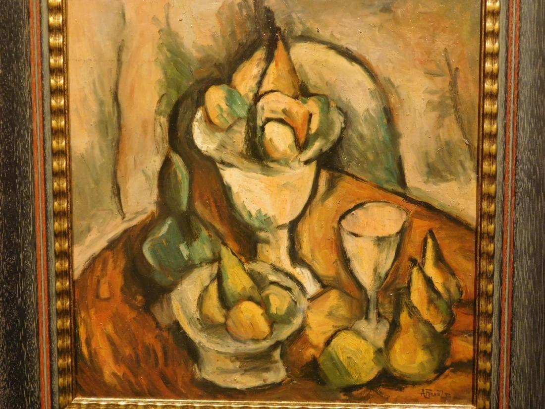 A. Ferdiaz: Fruit Still Life - 2