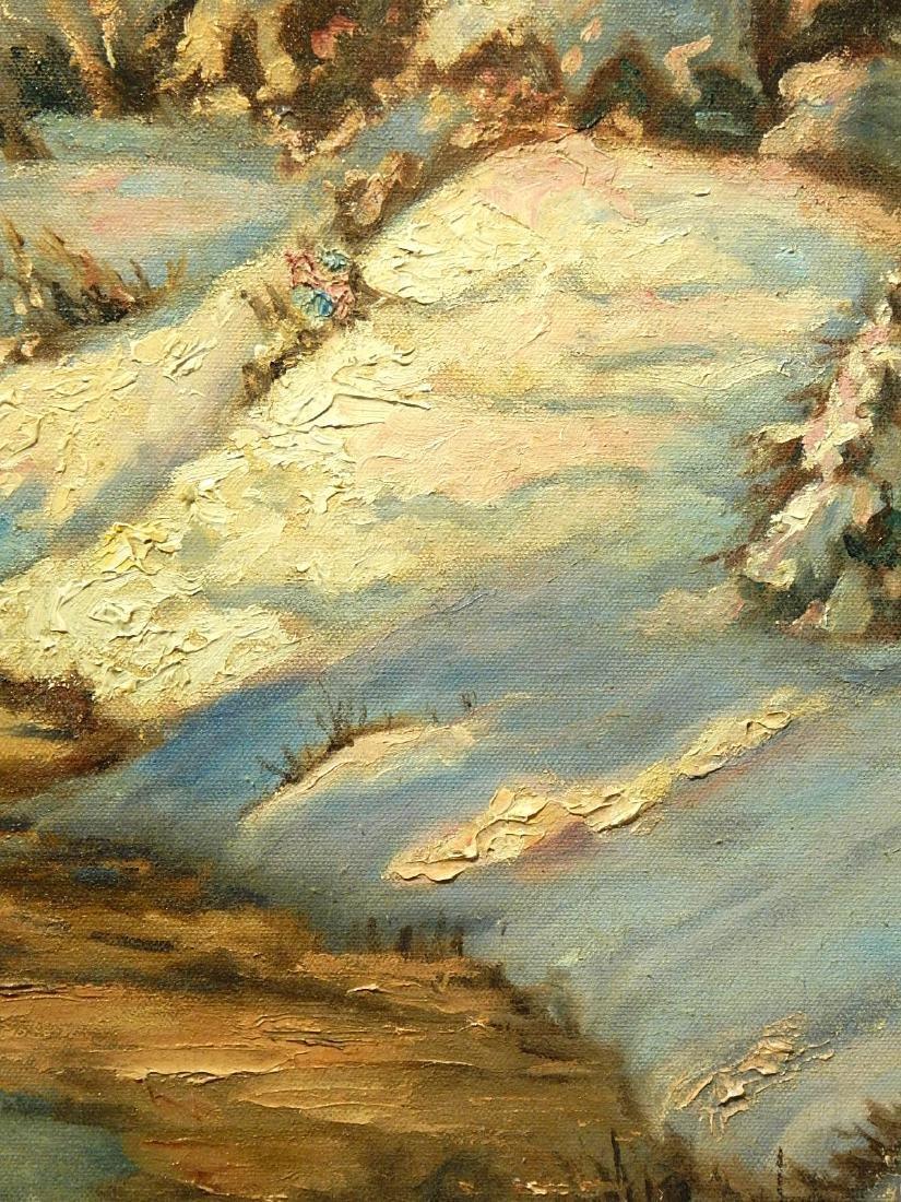 Jerro Blakely: Winter Landscape - 2