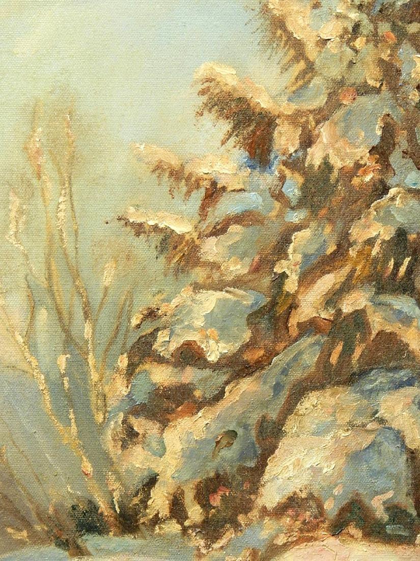 Jerro Blakely: Winter Landscape - 3