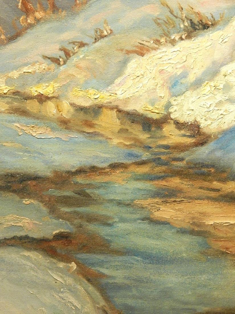 Jerro Blakely: Winter Landscape - 4