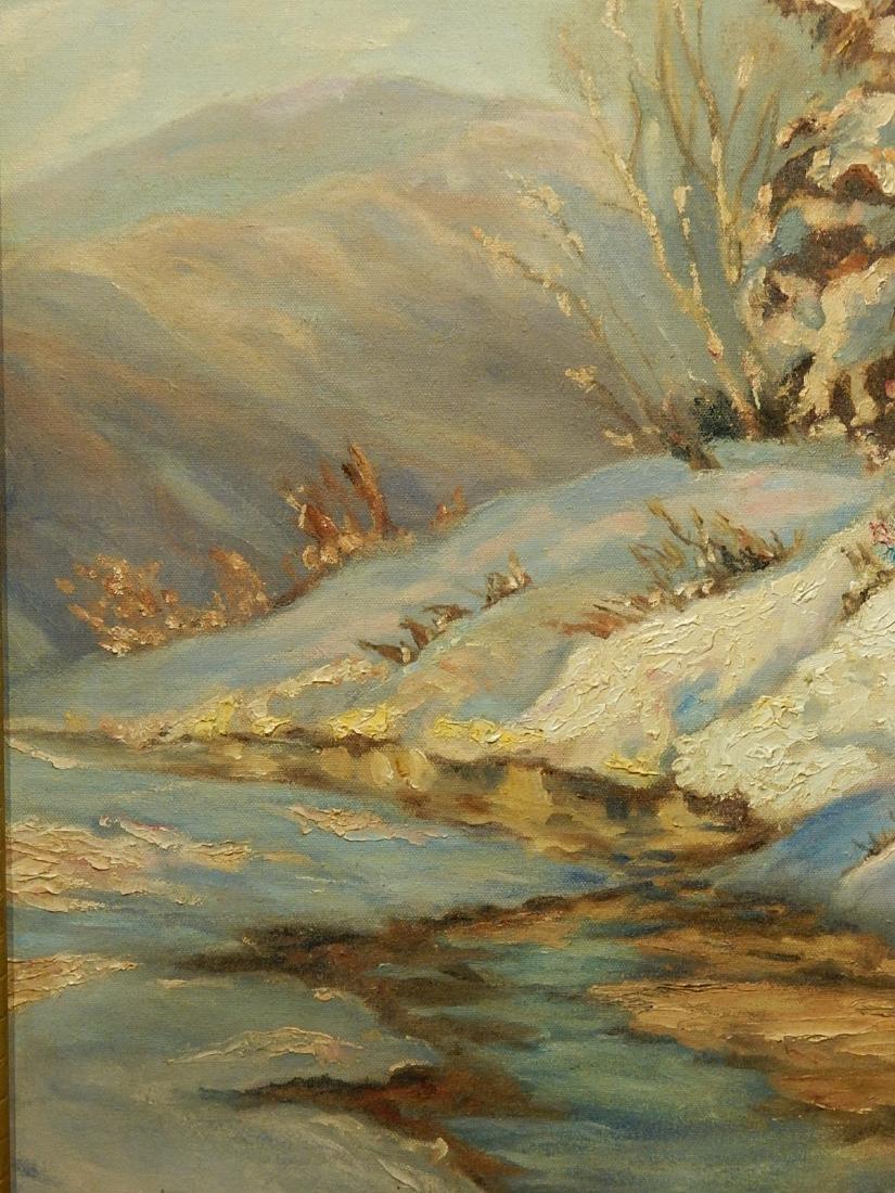Jerro Blakely: Winter Landscape - 5