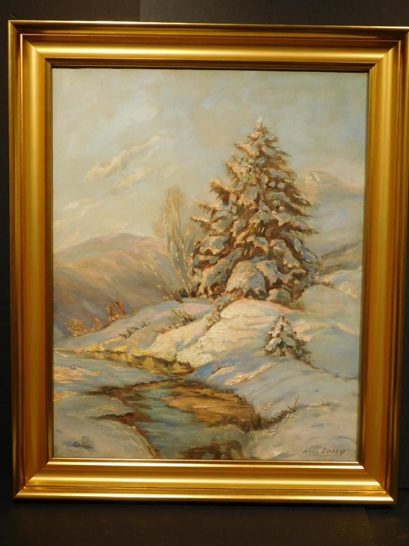 Jerro Blakely: Winter Landscape - 6