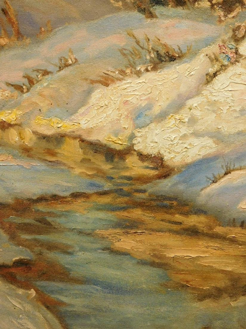 Jerro Blakely: Winter Landscape - 7