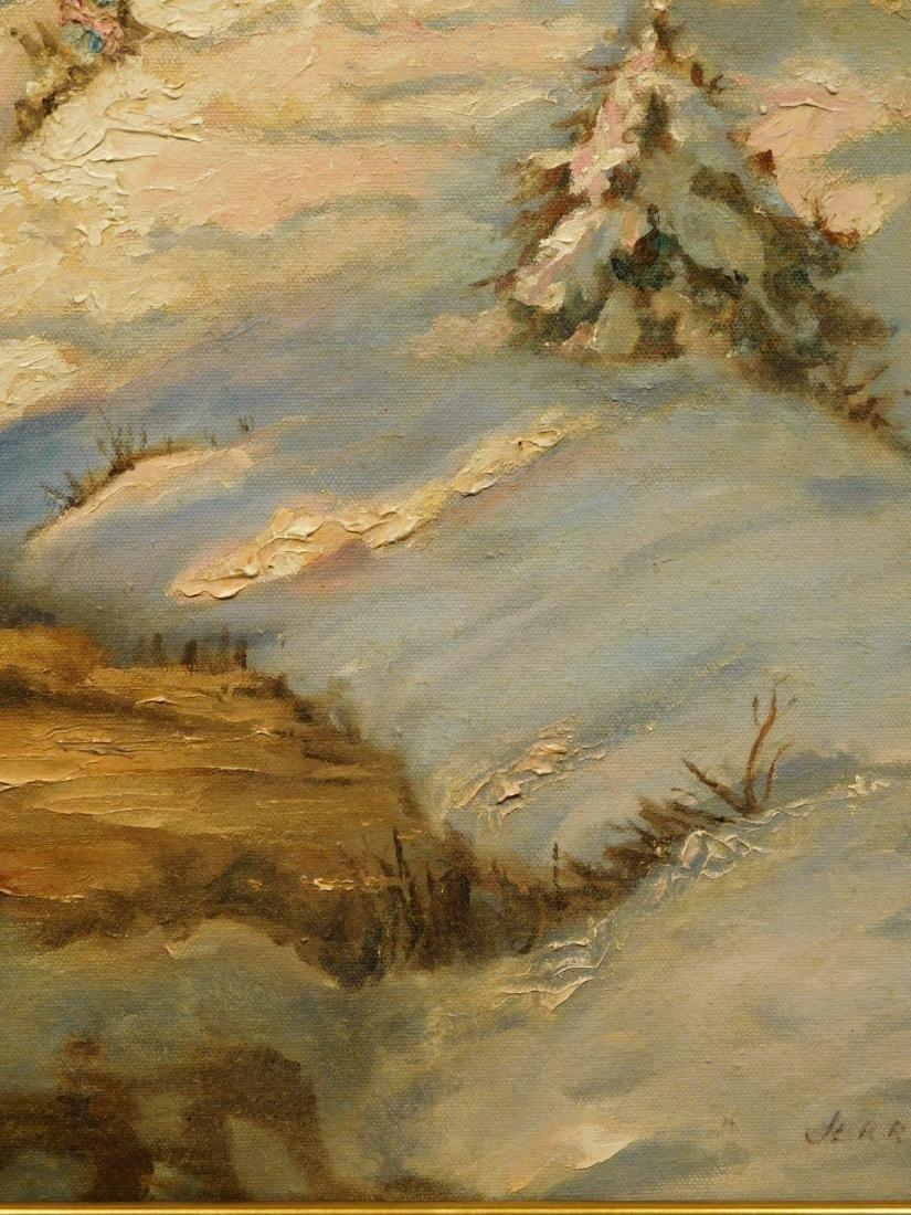 Jerro Blakely: Winter Landscape - 8