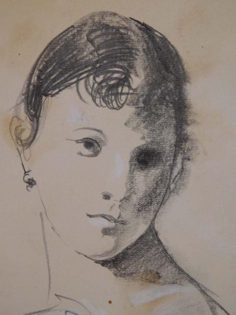 Gustav Klimt: Sketch of a Woman - 5