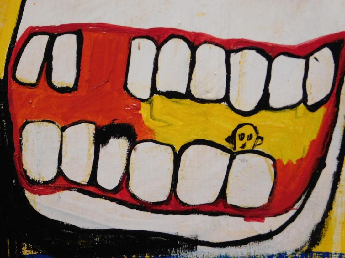 Jean-Michel Basquiat: Blood - 2