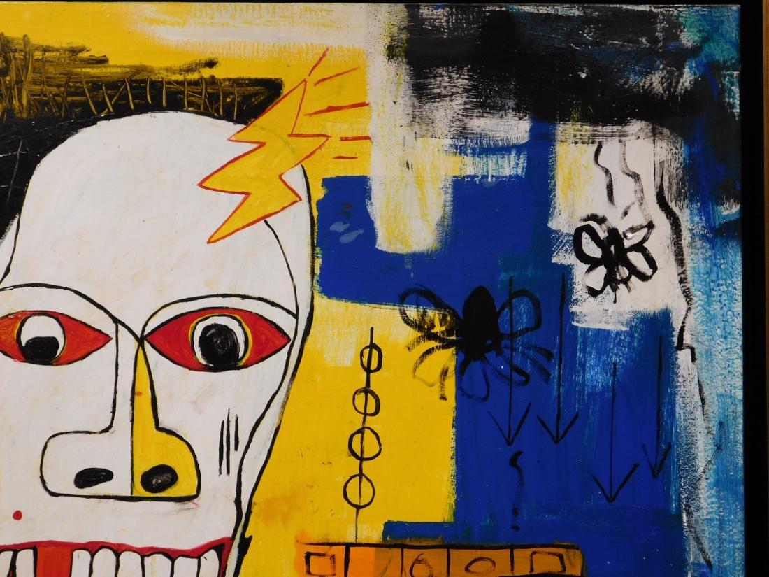Jean-Michel Basquiat: Blood - 3