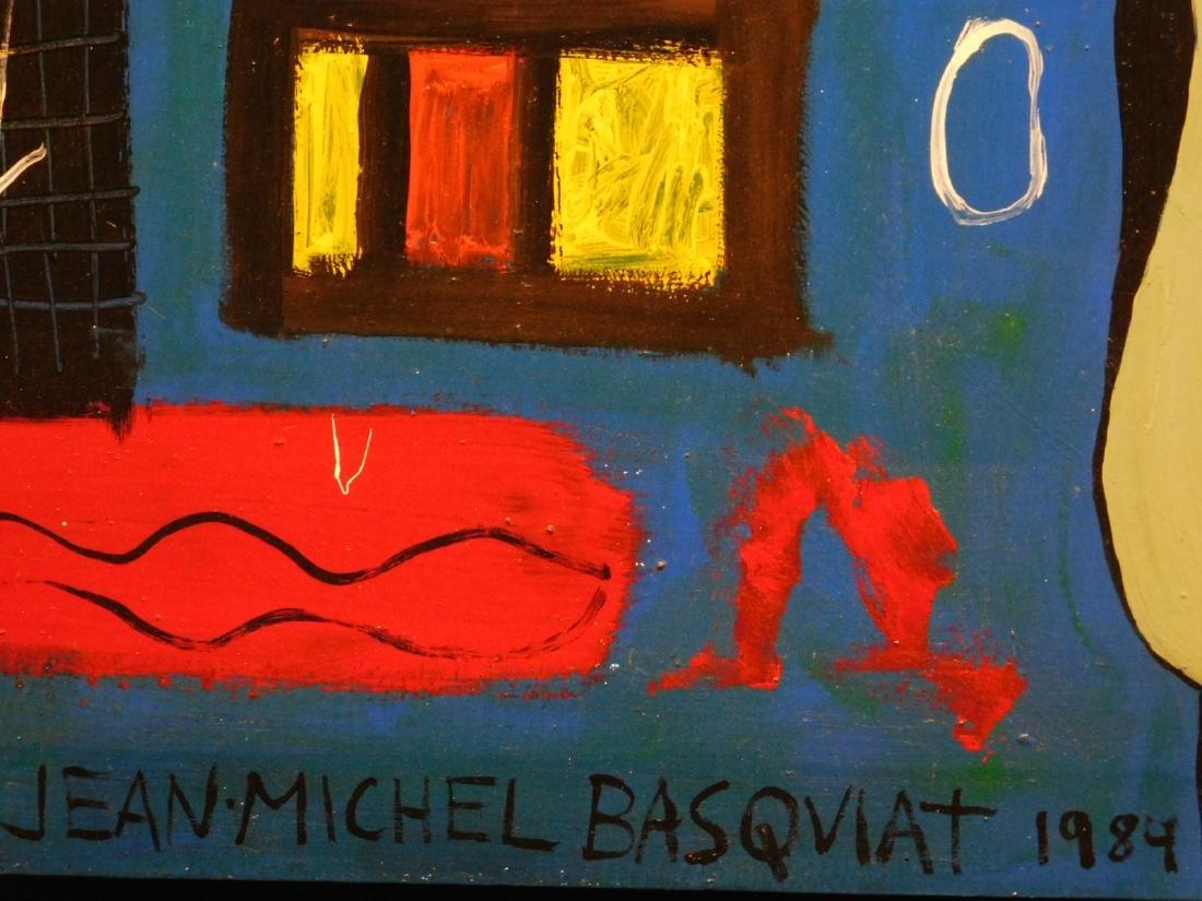 Jean-Michel Basquiat: Blood - 5