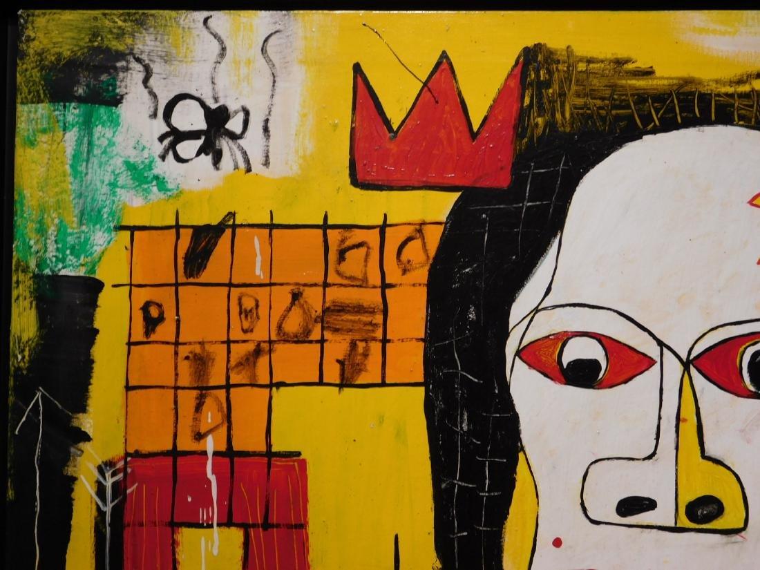 Jean-Michel Basquiat: Blood - 7