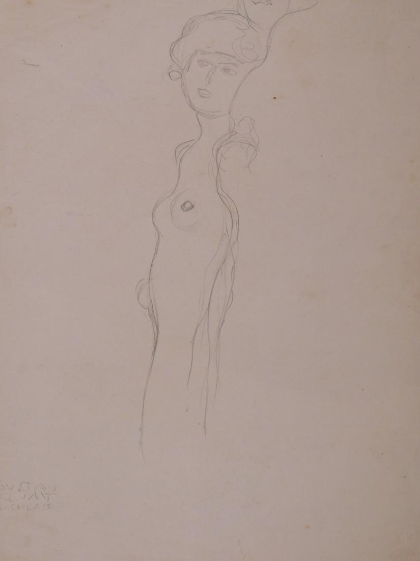 Gustav Klimt: Nude Figures