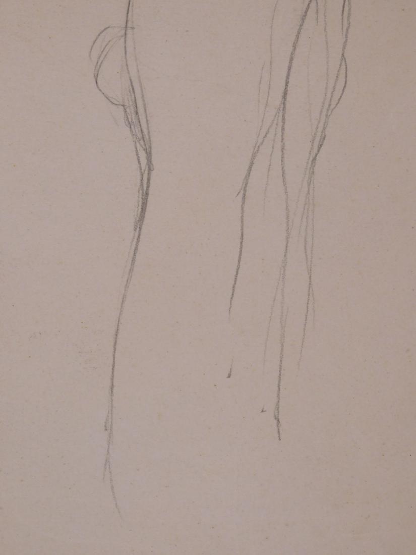 Gustav Klimt: Nude Figures - 5