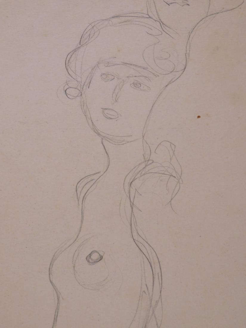 Gustav Klimt: Nude Figures - 6