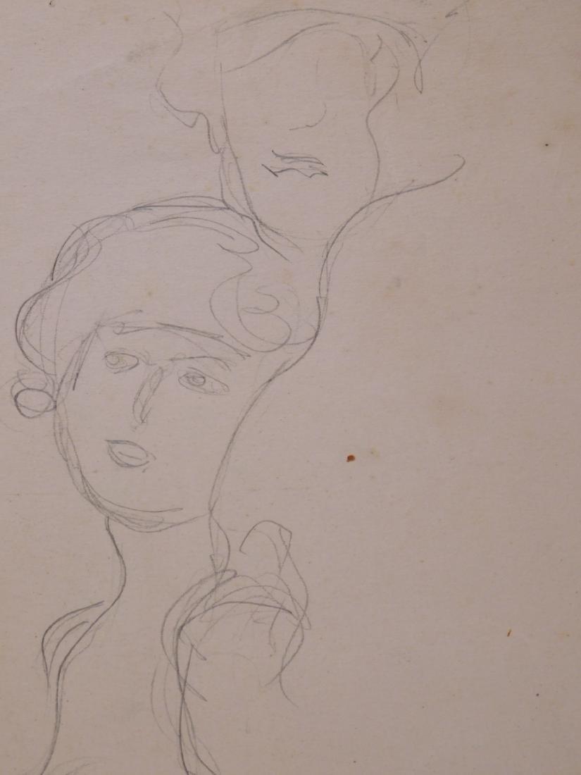 Gustav Klimt: Nude Figures - 7