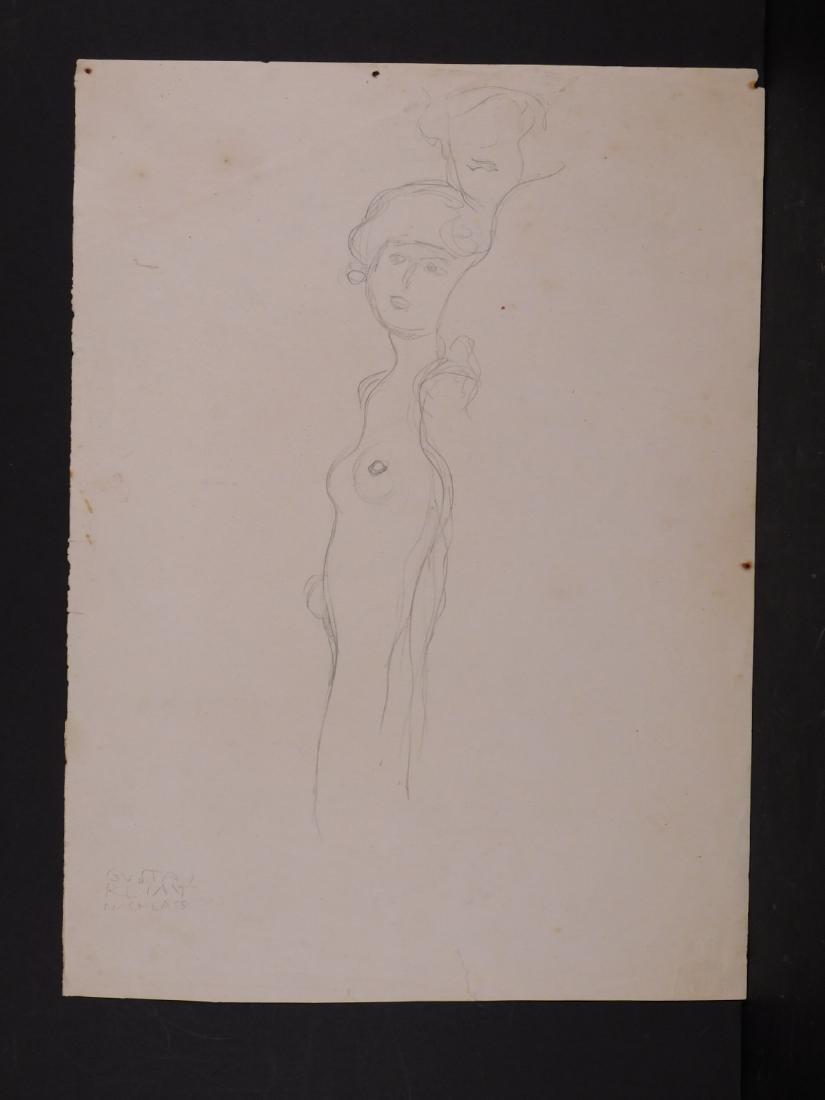Gustav Klimt: Nude Figures - 8